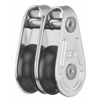 apus05g stainless pulley mastrant guying