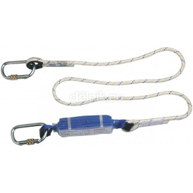 a7ea1 energy absorber lanyard mastrant guying