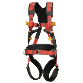 a7sh5   safety harness lx5 mastrant guying
