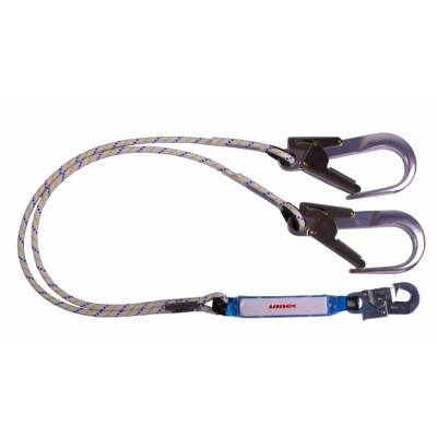 a7ea2h energy absorber lanyard mastrant guying