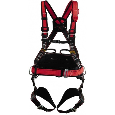 a7sh3   safety harness lx3 mastrant guying