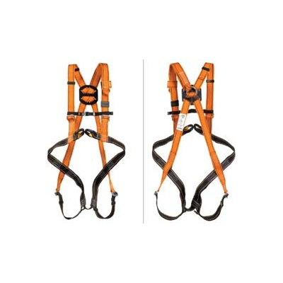 a7shb   safety harness basic mastrant guying