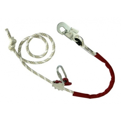 a7t3   positioning lanyard prot3 mastrant guying