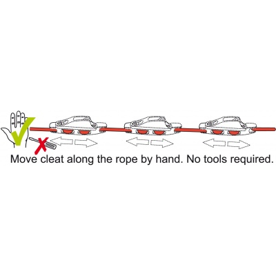 cl8   k827-xx move-on-rope